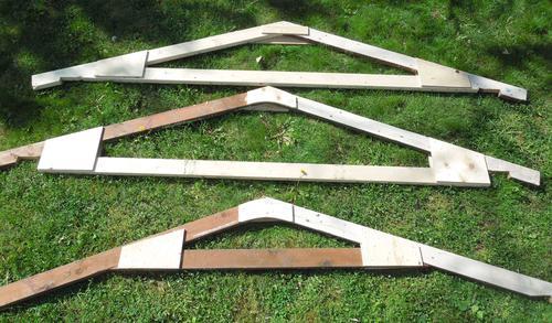 Building a backyard shed