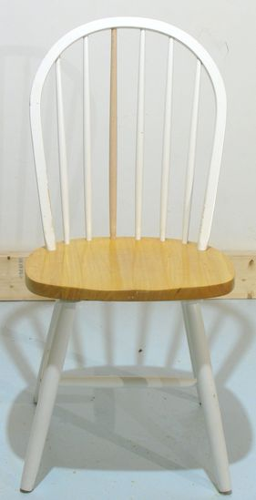 The Spindle Mounted In The Chair