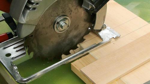 Cutting Dadoes With A Circular Saw
