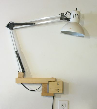 - Swing Arm Lamp Extenders