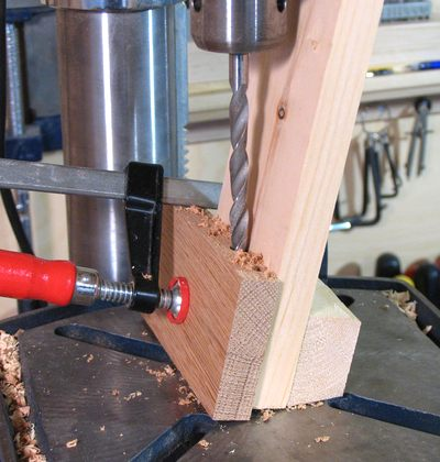 woodworking pocket hole