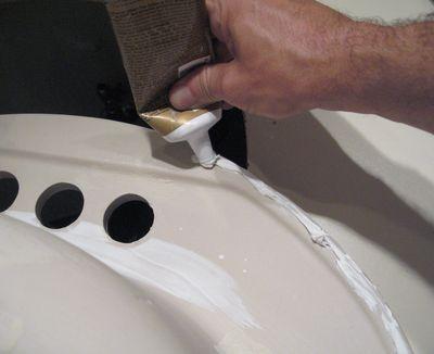 Installing A New Bathroom Sink
