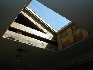 Installing A Skylight Light Shaft
