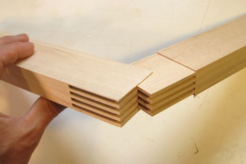 Wood Joints submited images.