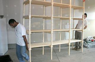 2x4 storage shelf plans