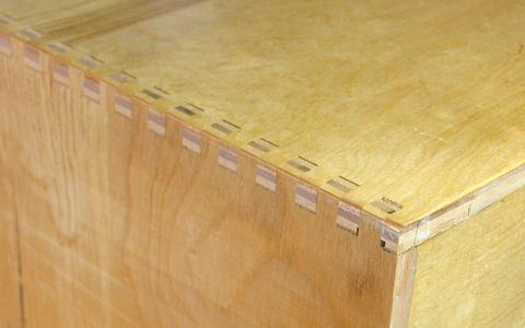 Making The Drawers For The Storage Cabinet