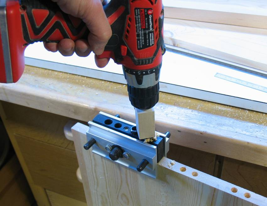 woodworking joining