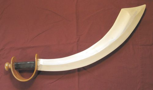 Making A Pirate Sword