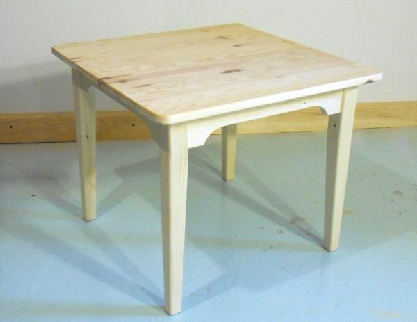 Building a children 39 s table for Wooden kids table