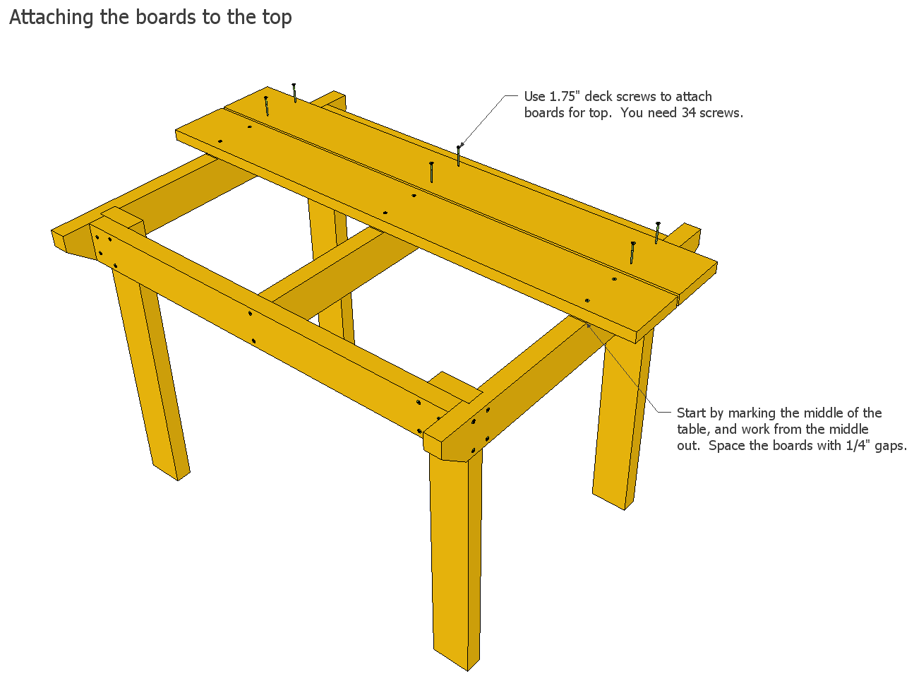 Download Patio Table Plans Woodworking PDF pergola diy kit