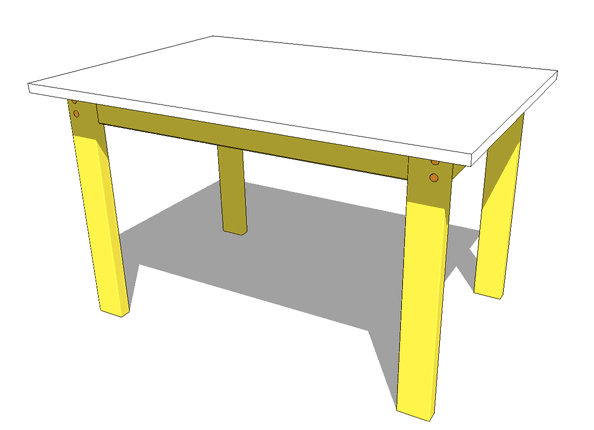 download simple wooden table plans pdf shop workbench