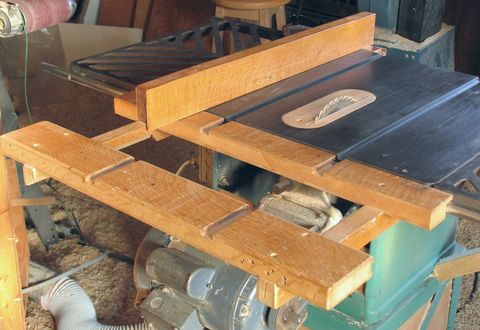 My Project Table Saw Jig Plans