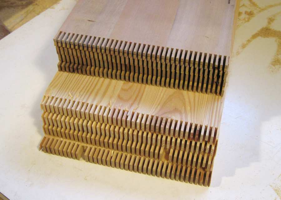 Drawers for the tool stand