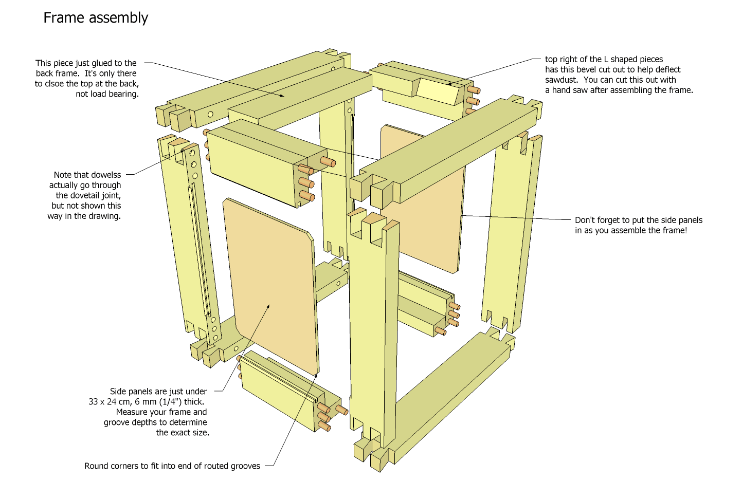 woodworking plans tool stand