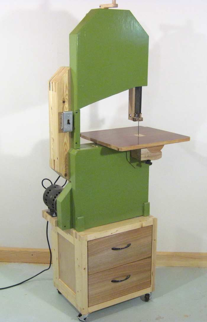 Bandsaw stand Band saw table