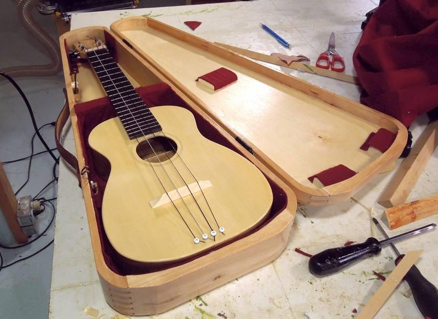 Diy Guitar Case : building an instrument case ~ Russianpoet.info Haus und Dekorationen