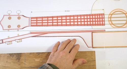 Making A Uke : making the neck for the ukulele ~ Russianpoet.info Haus und Dekorationen
