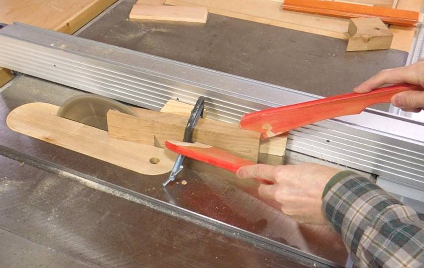 how to measure and cut a scarf joint