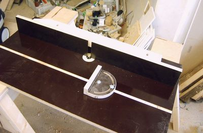 Ulis router and saw table greentooth Images
