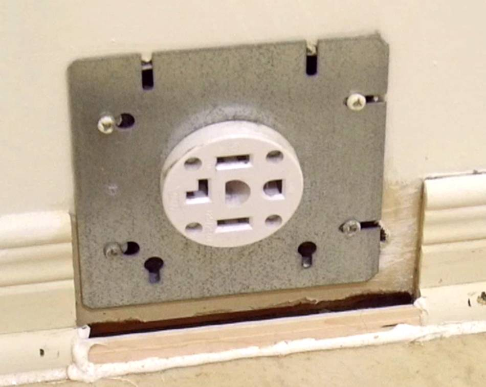 240 Volt For European Washer Or Big Table Saw From A
