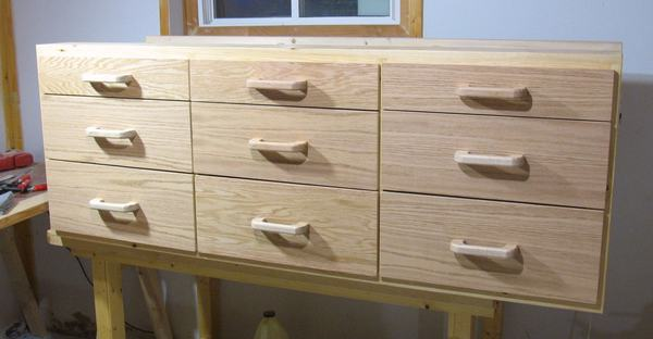 chest with drawers workbench drawers