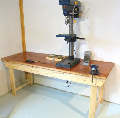 Build a Workbench Top