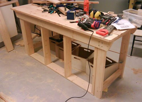 Mattias Karlsson S Workbench Project