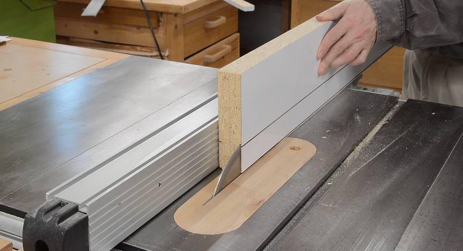 New Melamine Workbench Top