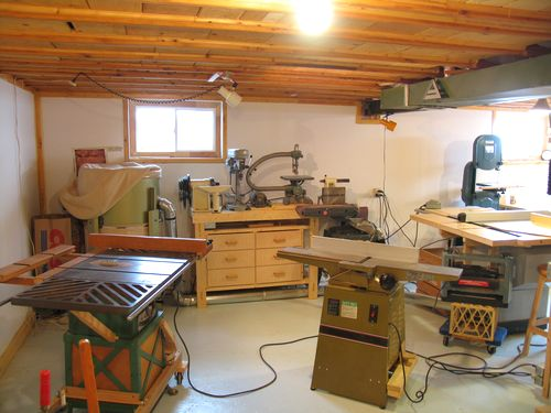 Cute Woodworking Garage Workshop Ideas Compilation