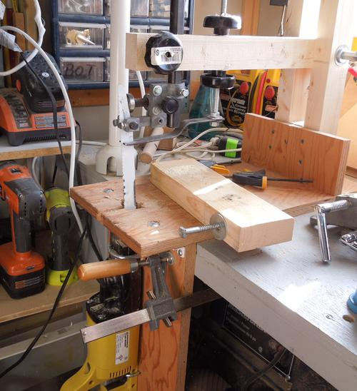 Bill Of Sale Example >> Bill's drill press modifications