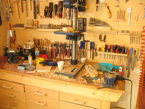 My Messy Workshop Mid Project
