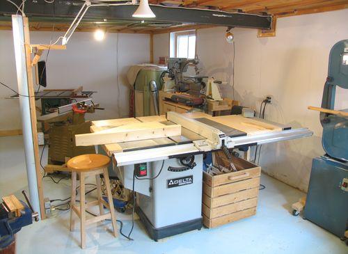 My Basement Workshop 2009